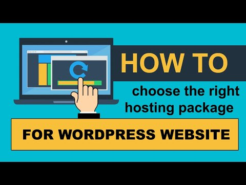 How to choose the right hosting package for your wordpress website